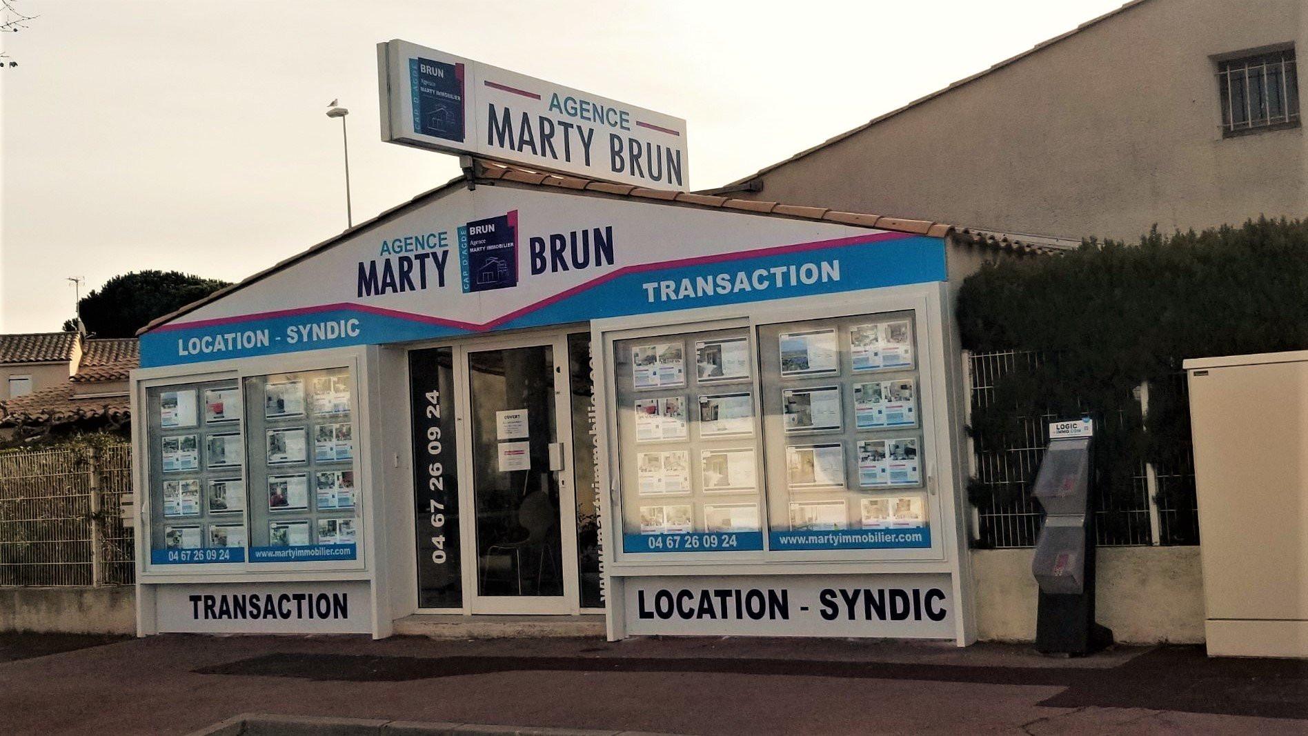 Agence Brun Marty