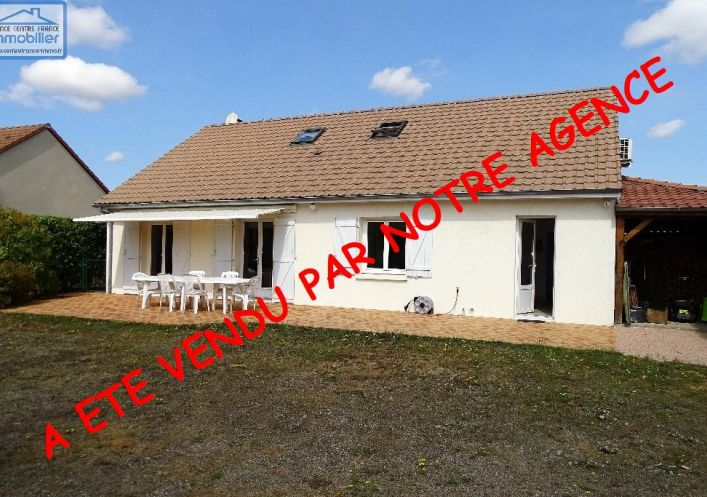 A vendre Trouy 030011018 Agence centre france immobilier