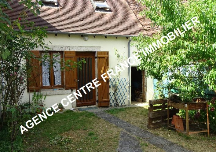A vendre Morthomiers 030011020 Agence centre france immobilier