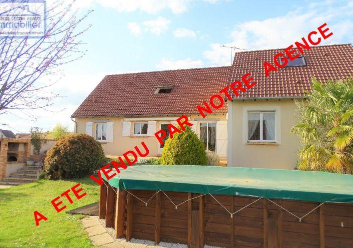 A vendre Maison La Chapelle Saint Ursin | R�f 030011027 - Agence centre france immobilier