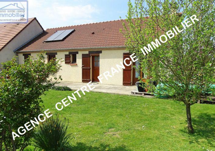 A vendre La Chapelle Saint Ursin 030011057 Agence centre france immobilier