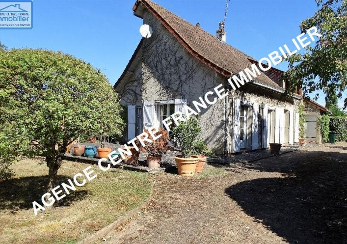 A vendre Marmagne 030011080 Agence centre france immobilier