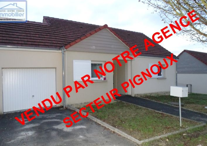 A vendre Bourges 030011083 Agence centre france immobilier
