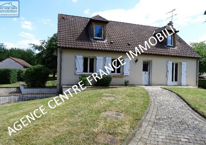 A vendre Le Subdray 030011087 Agence centre france immobilier