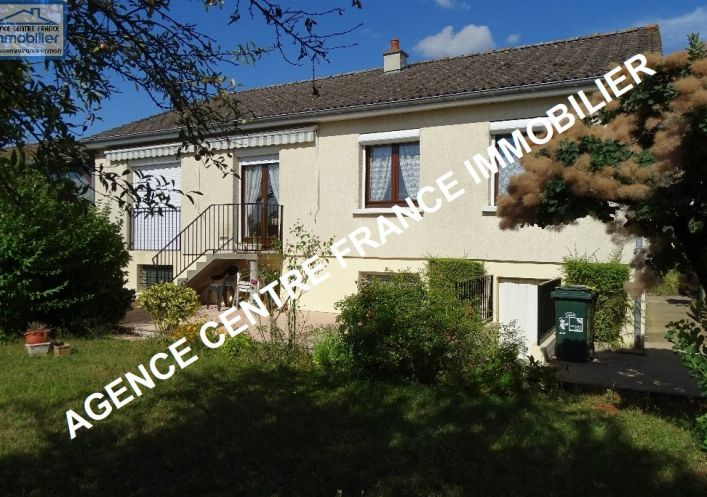 A vendre Trouy 030011088 Agence centre france immobilier