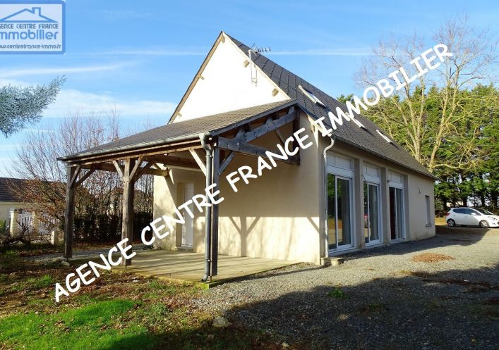 A vendre Le Subdray 030011095 Agence centre france immobilier