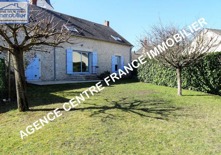 A vendre La Chapelle Saint Ursin 030011100 Agence centre france immobilier