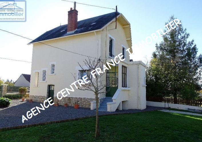 A vendre Saint Florent Sur Cher 030011104 Agence centre france immobilier