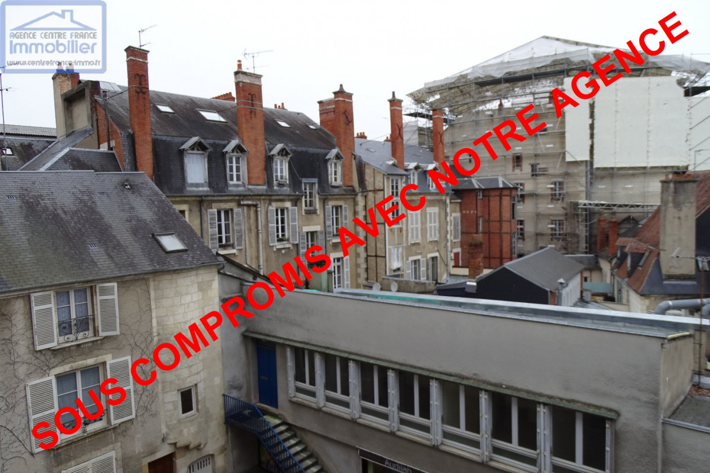 A vendre Bourges 030011110 Agence centre france immobilier