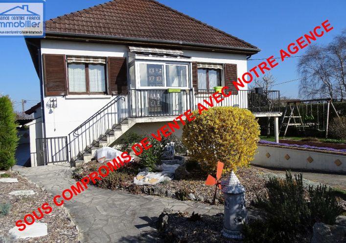 A vendre La Chapelle Saint Ursin 030011119 Agence centre france immobilier