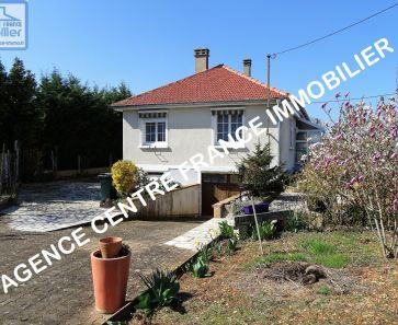 For sale La Chapelle Saint Ursin  030011120 Agence centre france immobilier