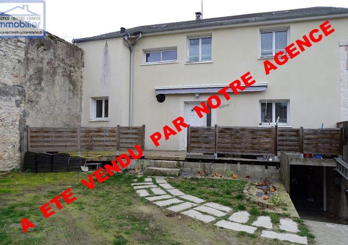 A vendre Saint Florent Sur Cher 030011133 Agence centre france immobilier