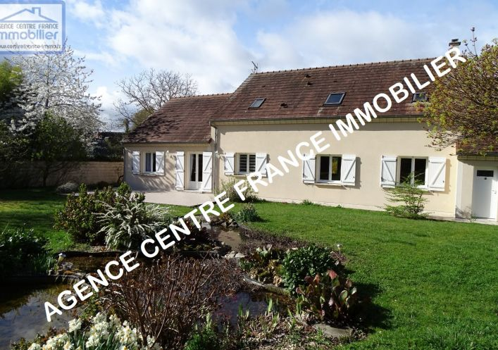 A vendre Saint Doulchard 030011148 Agence centre france immobilier