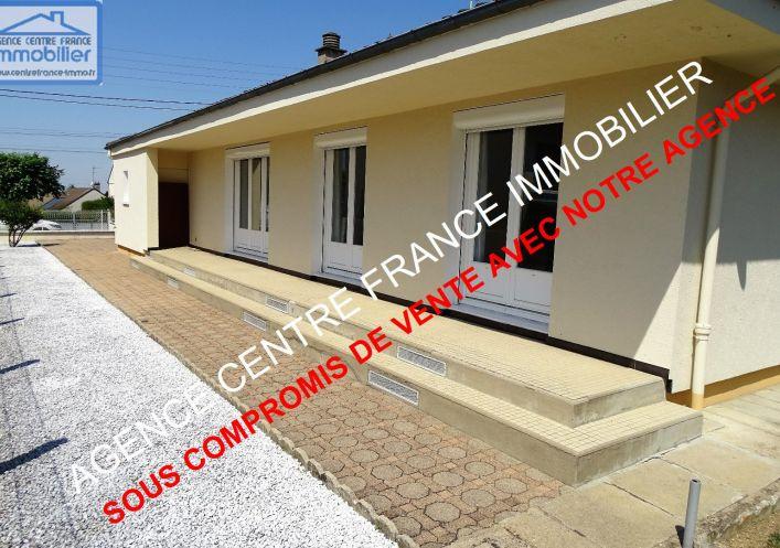 A vendre La Chapelle Saint Ursin 030011171 Agence centre france immobilier