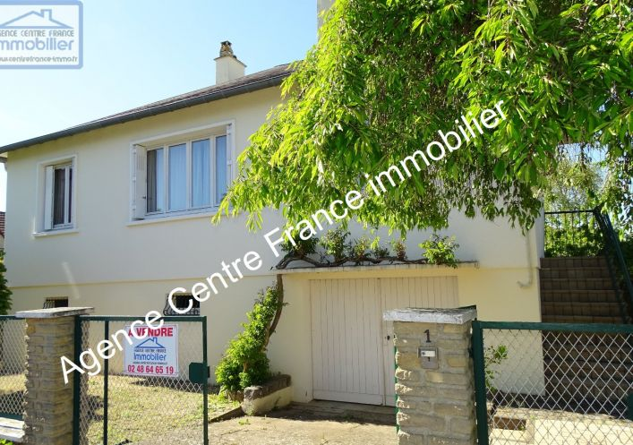 A vendre Bourges 030011172 Agence centre france immobilier