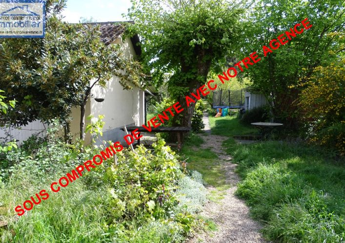 A vendre Bourges 030011174 Agence centre france immobilier