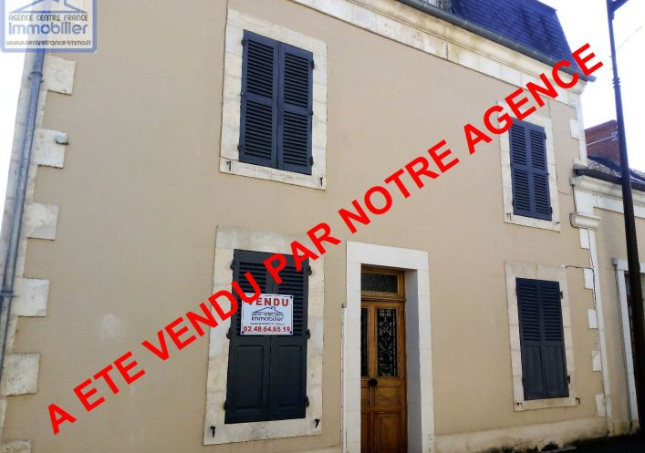A vendre Bourges 030011197 Agence centre france immobilier