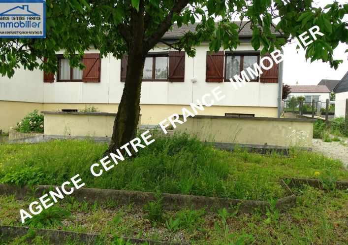 A vendre Bourges 030011204 Agence centre france immobilier
