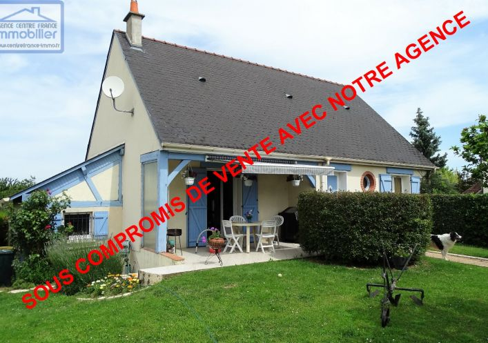 A vendre Plaimpied Givaudins 030011208 Agence centre france immobilier