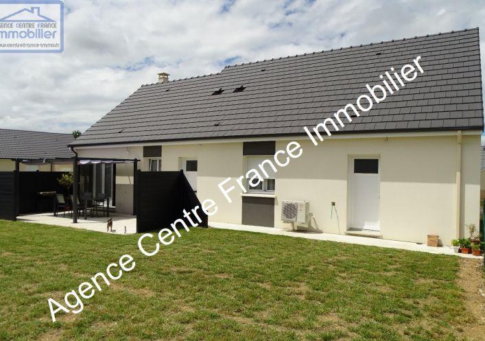 A vendre La Chapelle Saint Ursin 030011210 Agence centre france immobilier