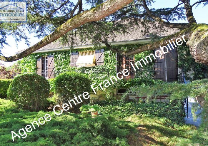 A vendre La Chapelle Saint Ursin 030011223 Agence centre france immobilier