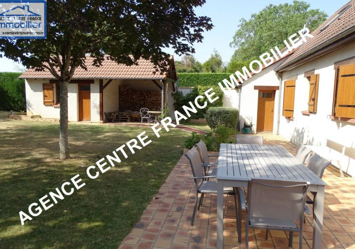 A vendre Le Subdray 030011232 Agence centre france immobilier