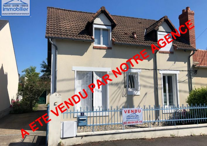 A vendre Bourges 030011233 Agence centre france immobilier