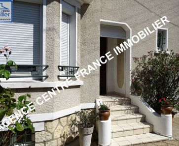 For sale Bourges  030011234 Agence centre france immobilier