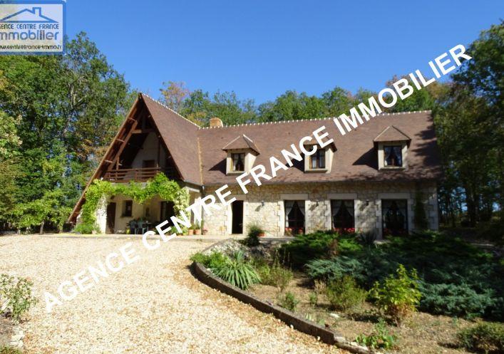 A vendre Saint Florent Sur Cher 030011262 Agence centre france immobilier