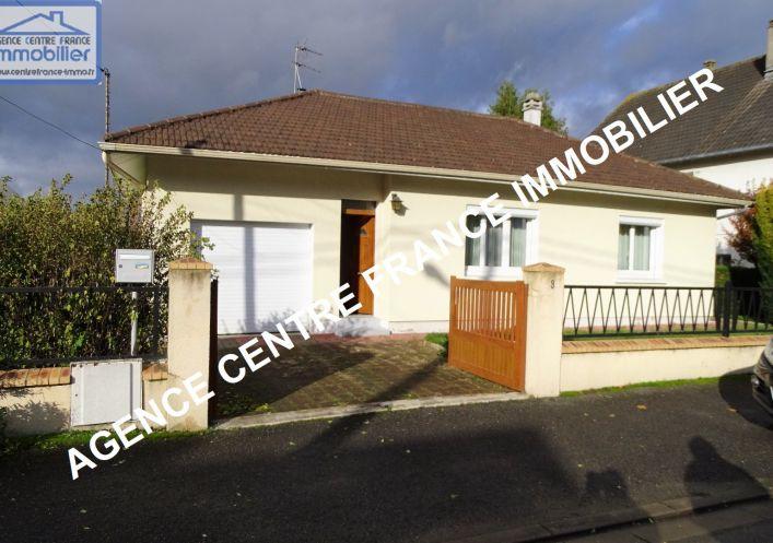 A vendre La Chapelle Saint Ursin 030011271 Agence centre france immobilier
