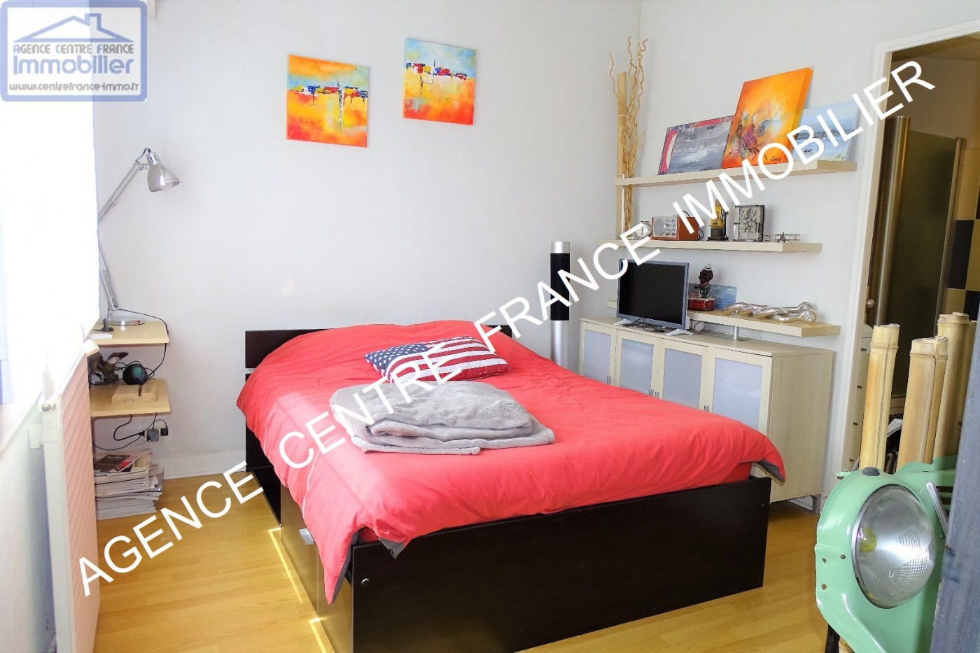 For sale  Bourges | Réf 030011272 - Agence centre france immobilier