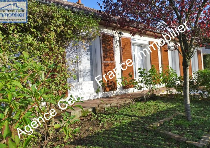 A vendre La Chapelle Saint Ursin 030011298 Agence centre france immobilier