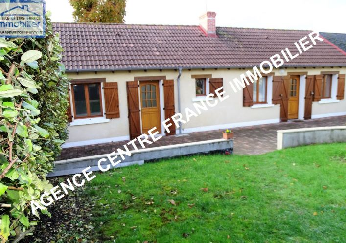 For sale La Chapelle Saint Ursin 030011301 Agence centre france immobilier