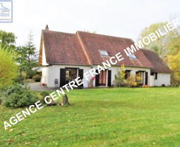 A vendre Saint Doulchard  030011313 Agence centre france immobilier