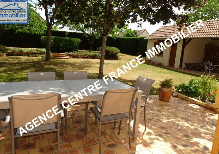 A vendre Le Subdray 030011323 Agence centre france immobilier