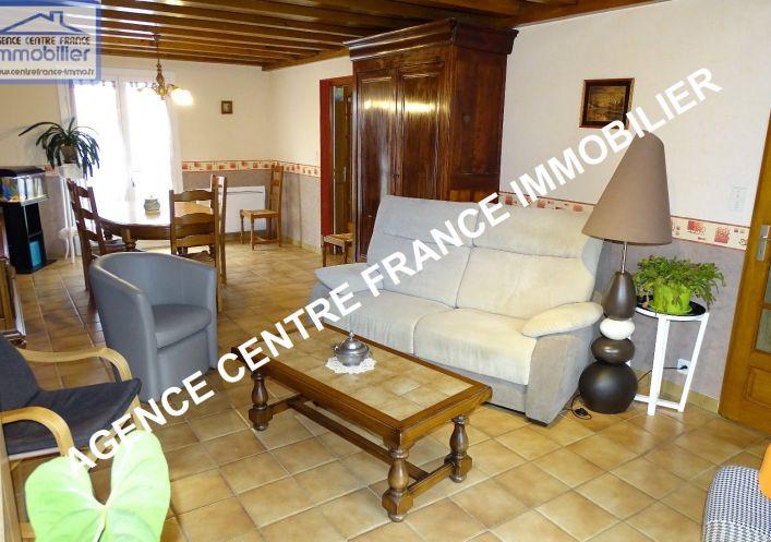 A vendre La Chapelle Saint Ursin 030011326 Agence centre france immobilier