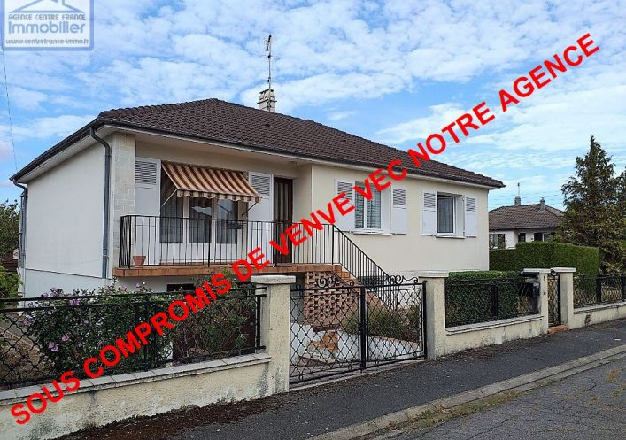 A vendre Bourges 030011327 Agence centre france immobilier