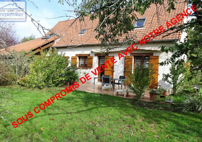 A vendre Marmagne 030011340 Agence centre france immobilier