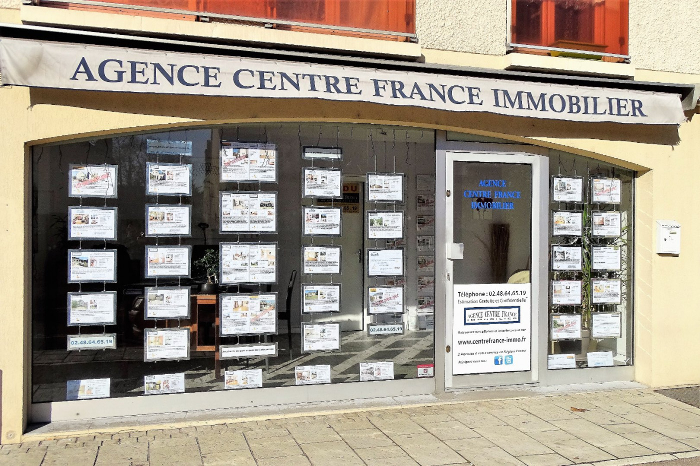 A vendre Bourges 030011353 Agence centre france immobilier