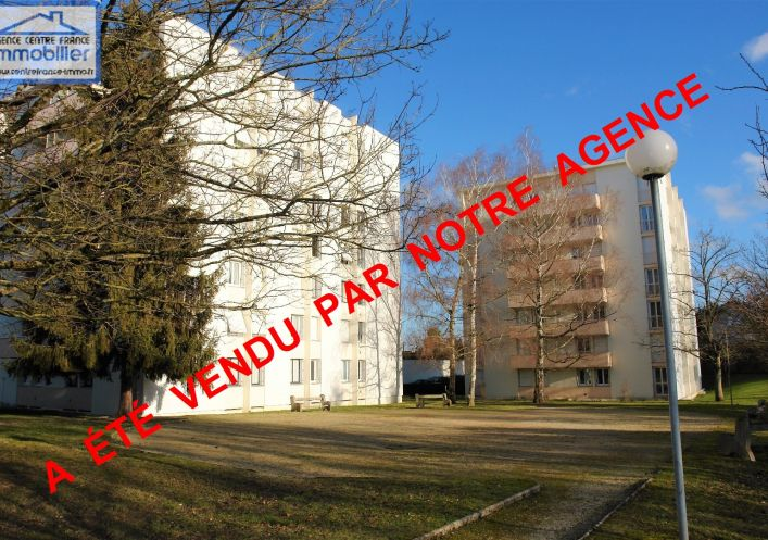 A vendre Appartement Bourges   R�f 030011364 - Agence centre france immobilier
