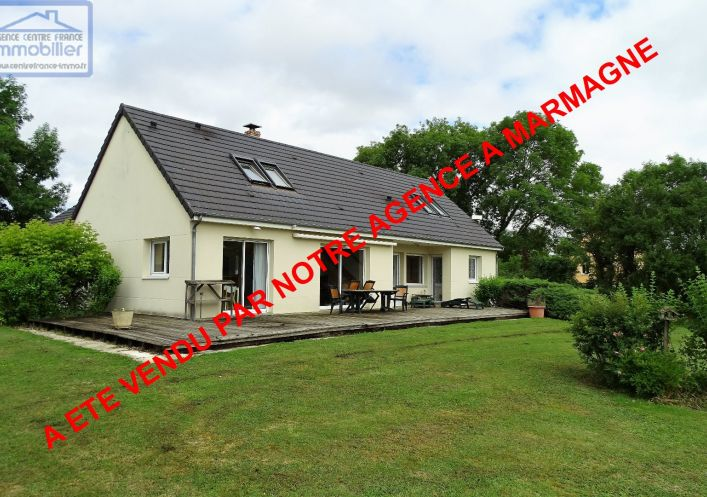 A vendre Marmagne 030011384 Agence centre france immobilier