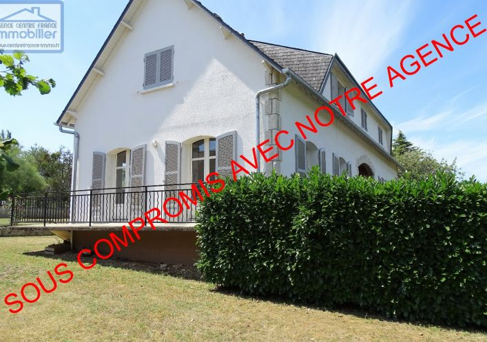 A vendre Maison Saint Florent Sur Cher   R�f 030011403 - Agence centre france immobilier