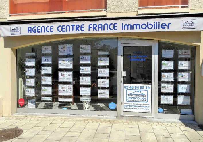 A vendre Bourges 030011409 Agence centre france immobilier