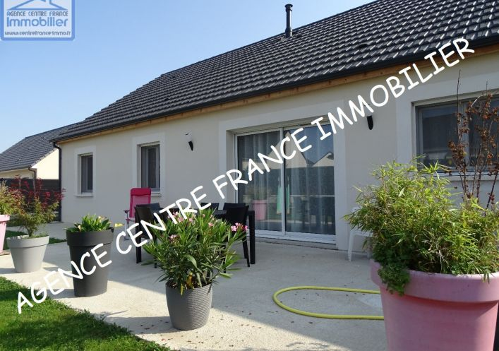 A vendre Saint Doulchard 030011411 Agence centre france immobilier