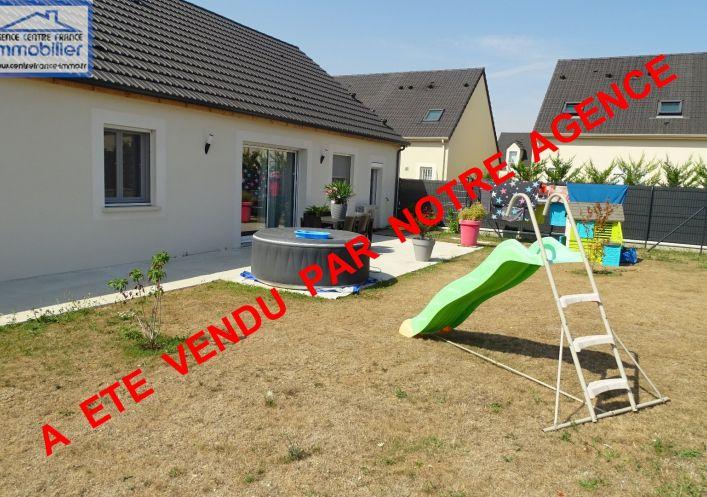 A vendre Maison Saint Doulchard   R�f 030011411 - Agence centre france immobilier