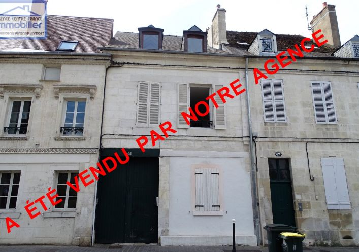 A vendre Immeuble Bourges | R�f 030011412 - Agence centre france immobilier