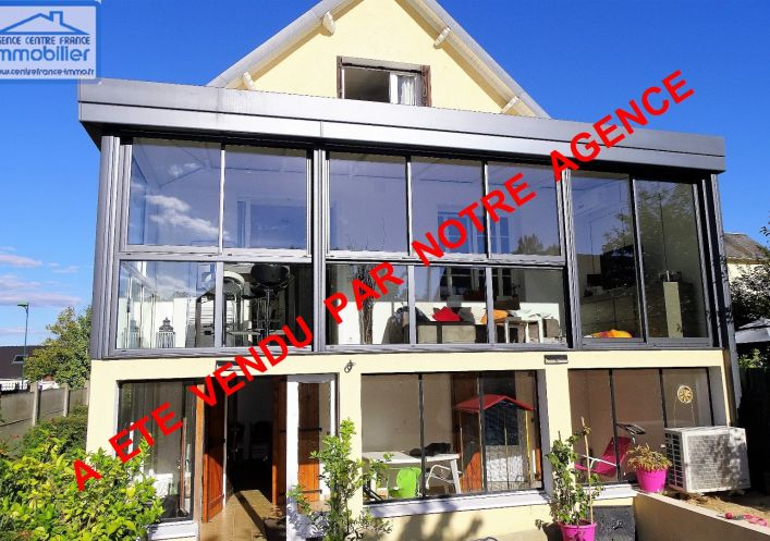 A vendre Maison Saint Doulchard | R�f 030011419 - Agence centre france immobilier