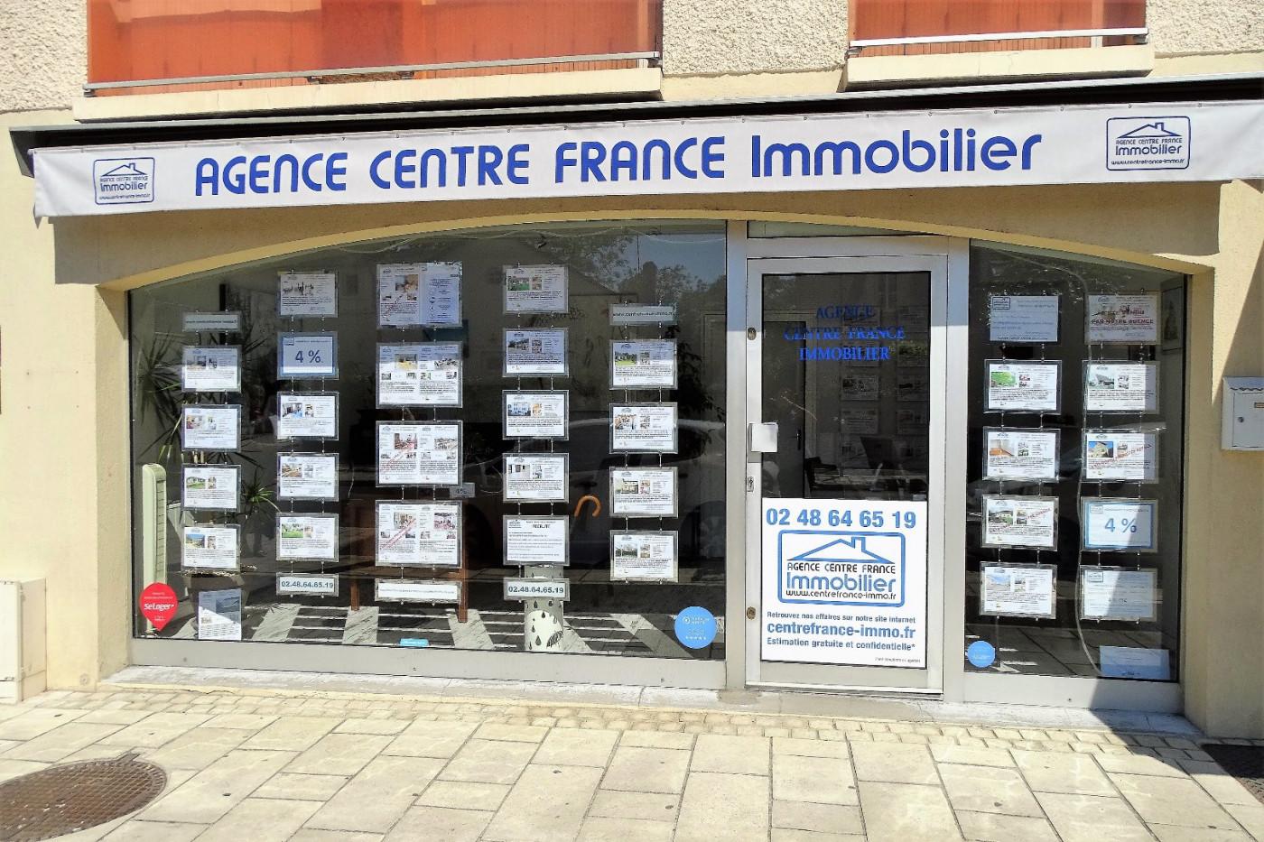 A vendre Asnieres 030011429 Agence centre france immobilier