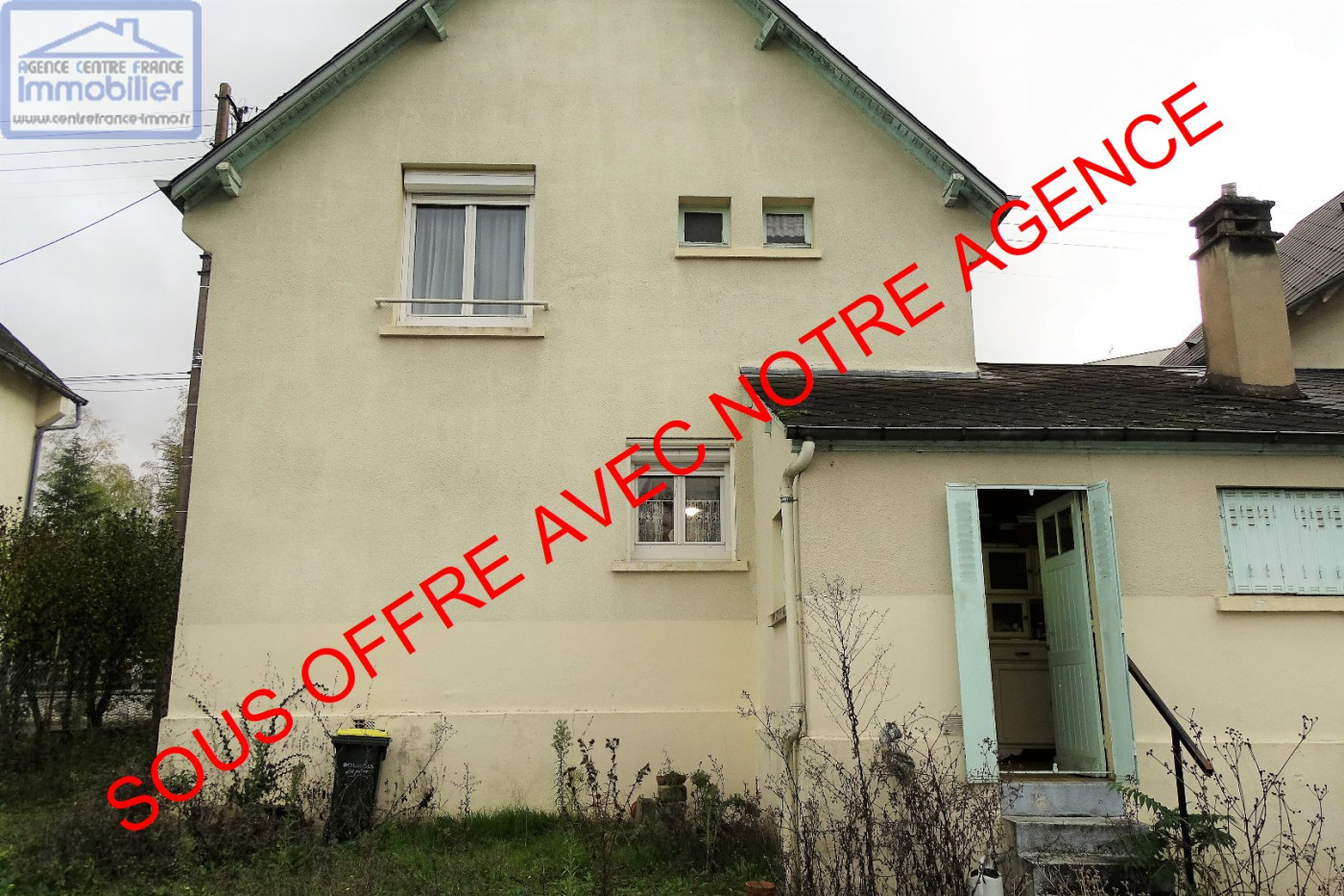 A vendre Bourges 030011438 Agence centre france immobilier