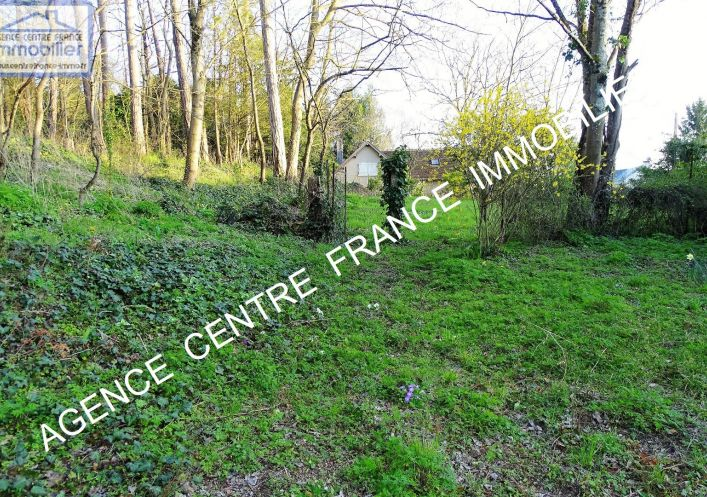 A vendre Terrain Bourges | R�f 030011499 - Agence centre france immobilier